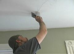 Трещина в бетонном потолке — как заделать?