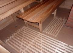 Преимущества и особенности монтажа в бане бетонного пола