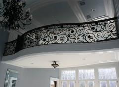 Использование в интерьере декоративной ковки