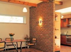 Использование в интерьере комнаты декоративных перегородок