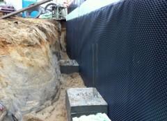 Как выполняется гидроизоляция погреба снаружи?
