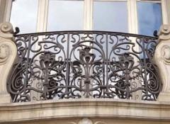 Французский балкон — варианты оформления