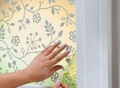 Особенности и преимущества витражных пленок для стекла