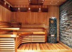 Теплый пол в бане — как сделать?