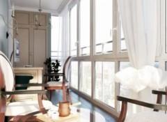 Балкон в квартире — преимущества и недостатки панорамных окон