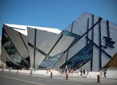 Использование в архитектуре стиля деконструктивизм
