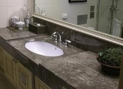 Из чего лучше сделать столешницу в ванной?