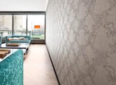 Виды, плюсы и минусы тканевых обоев для стен