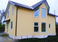Виды и преимущества силиконовой штукатурки для фасада