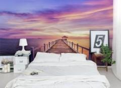 Красивые фотообои для спальни по фен-шуй