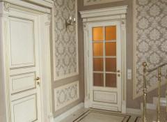Выбор межкомнатных дверей по цвету