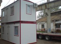 Преимущества мобильных зданий
