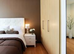Как выбрать мебель для маленькой спальни?