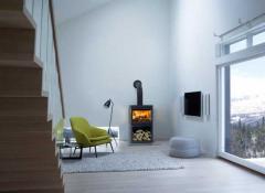 Печь-камин — залог тепла и уюта в доме!