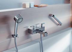 Какой смеситель для ванны подобрать: 3 секрета